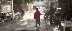 'Hijos de Haití' o la lucha por sobrevivir cada día