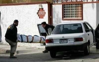 LOS NARCOTRAFICANTES Y SUS RENCILLAS
