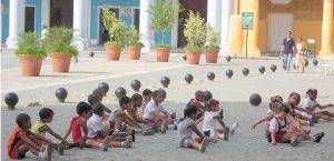 El gasto militar mundial de dos días permitiría escolarizar a todos los niños del mundo