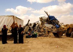 Viaje a Palestina, viaje al centro de la miseria humana
