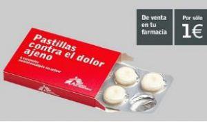 Receta a tus amigos pastillas contra el dolor ajeno