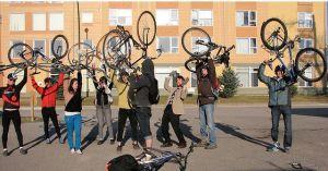 ¡Muévete en Bici!