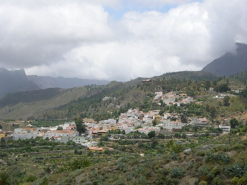 Tunte, la capital de San Bartolomé de Tirajana