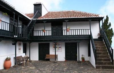 La Casa Luján, en Puntallana