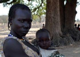 Aumenta el número de niños desaparecidos en Sudán del Sur