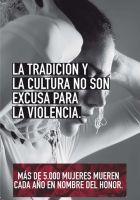 Crímenes de honor: otra forma de violencia contra la mujer