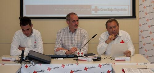 El 82% de las personas que atendemos en Cruz Roja vive por debajo del umbral de la pobreza .