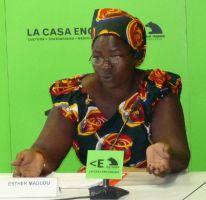 La formación de matronas africanas, mirando hacia el futuro